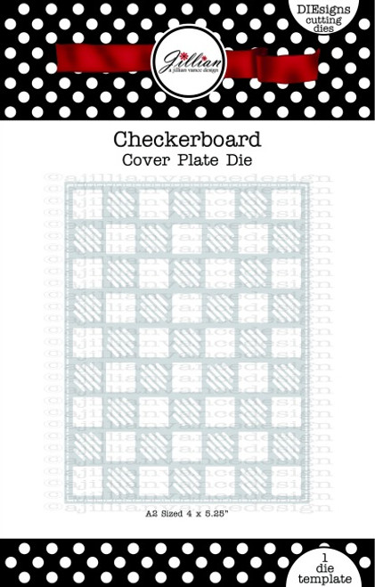 Checkerboard Cover Plate