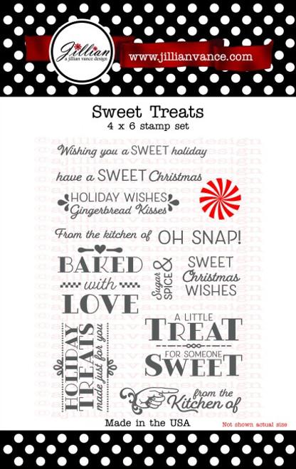 Sweet Treats Stamp Set