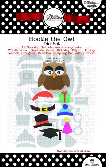 Hootie the Owl Die Set