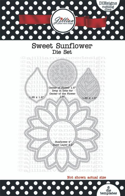 Sweet Sunflower Die Set