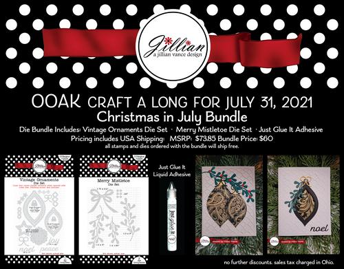 Christmas in July Bundle OOAK July 31, 2021