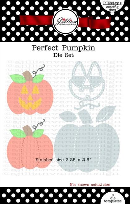 Perfect Pumpkin Die Set