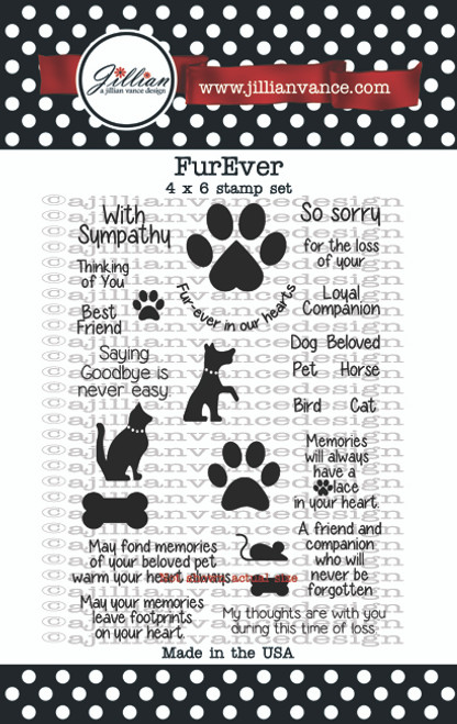 FurEver Stamp Set