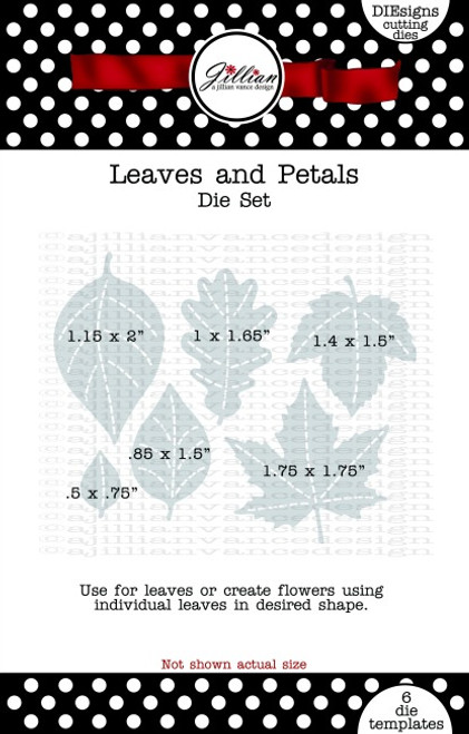 Leaves & Petals Die Set