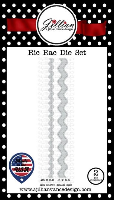 Ric Rac Die Set