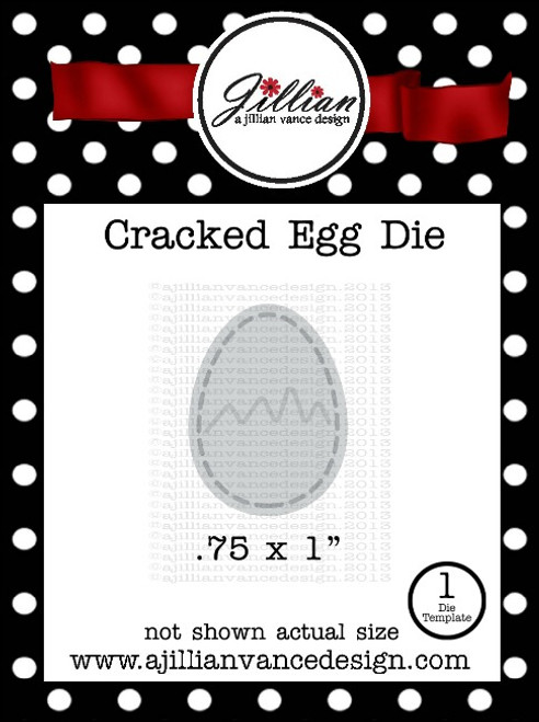 Cracked Egg Die