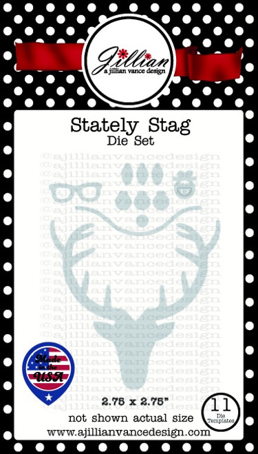 Stately Stag Die Set