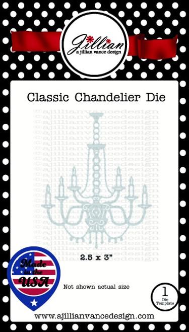 Classic Chandelier Die