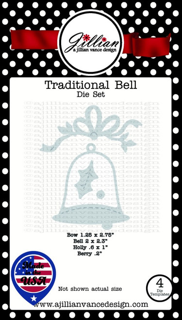 Traditional Bell Die Set