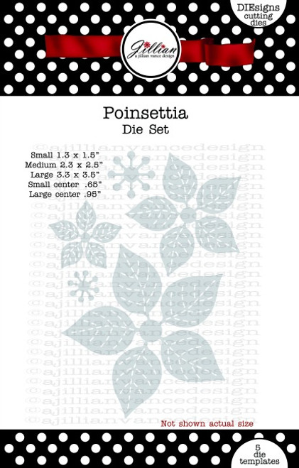 Poinsettia Die Set