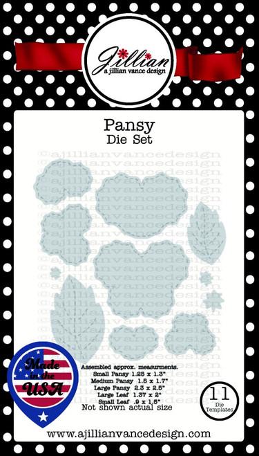 Pansy Die Set