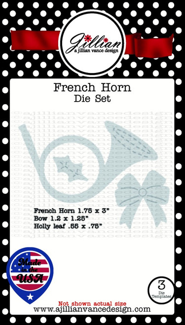 French Horn Die Set