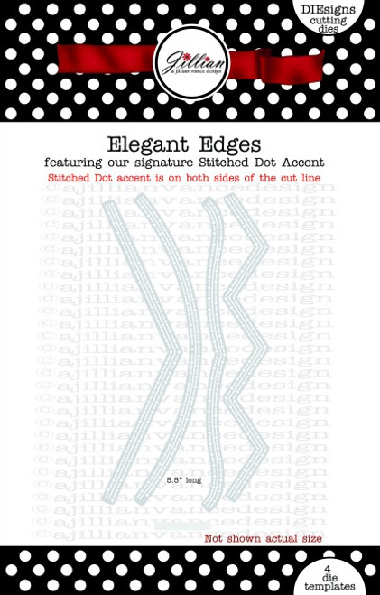 Elegant Edges Die Set (2017)