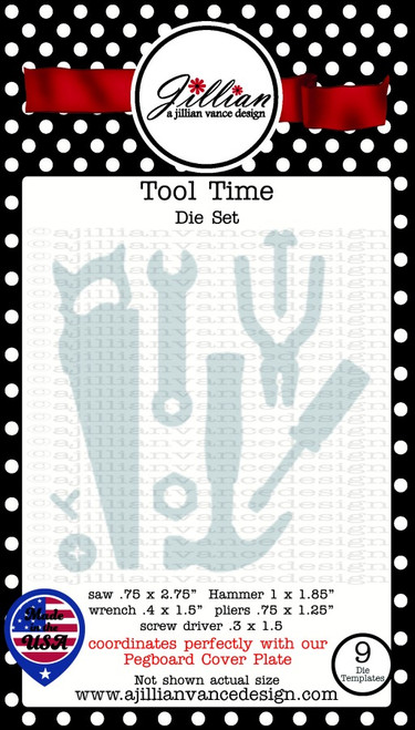 Tool Time Die Set