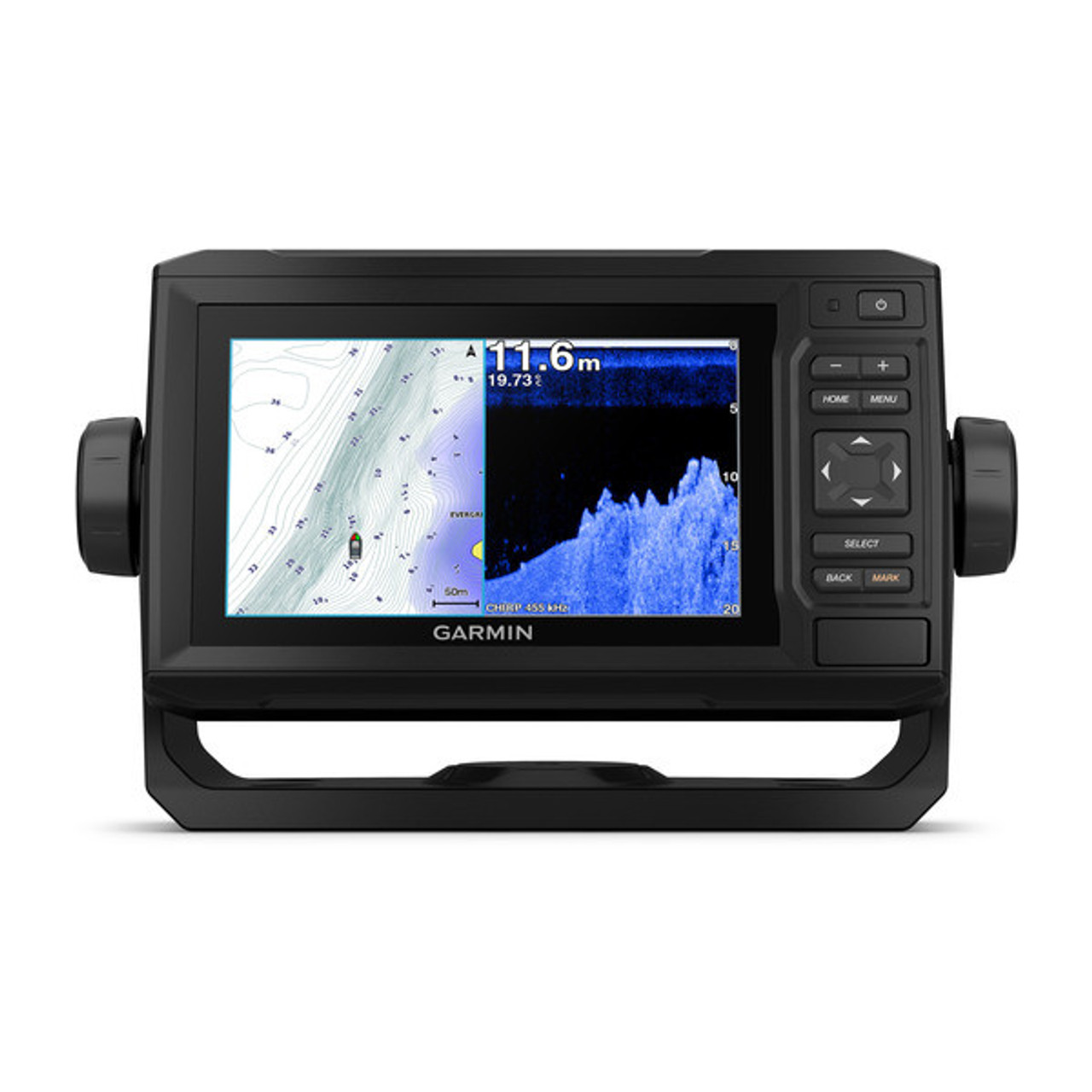 Garmin echoMAP Plus 65cv Combo on