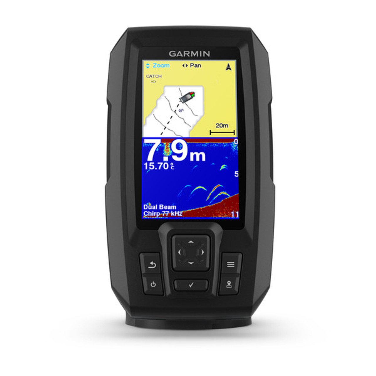 Garmin STRIKER Plus 4 Sonar/GPS on