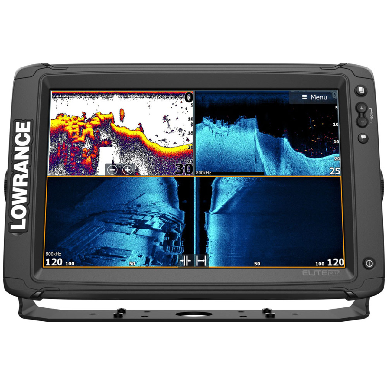 Lowrance Elite-7 Ti2 AUS//NZ and Active Imaging 3-in-1