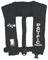 Axis Pacific 150N PFD Black