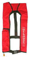 Axis PFD Offshore Red Inflatable Life Jacket