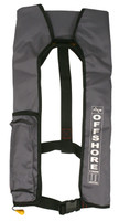 Axis PFD Offshore Grey Inflatable Life Jacket