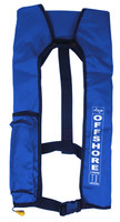 Axis PFD Offshore Blue Inflatable Life Jacket