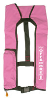 Axis PFD Offshore Pink Inflatable Life Jacket