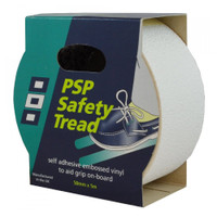 Non Skid Tape White - 50mm x 5M