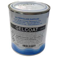 500mL White Polyester Gelcoat