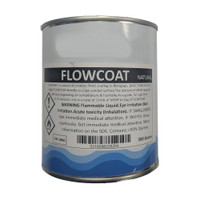 Natural Polyester Flowcoat