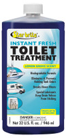 Instant Fresh Toilet Treatment Lemon Scented