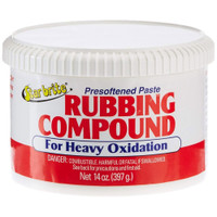 Heavy Rubbing Compound 473ml
