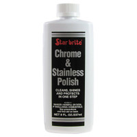 Chrome And Stainless Polish 237ml
