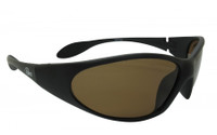 Barz Optics: Nauru Polarised Sunglasses. Amber