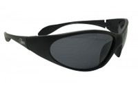 Barz Optics: Nauru Polarised Sunglasses. Grey