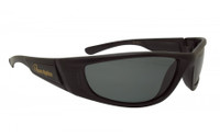 Barz Optics: Fraser Polarised Sunglasses. Grey