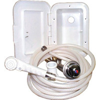 Transom/Aft Deck Shower Kit