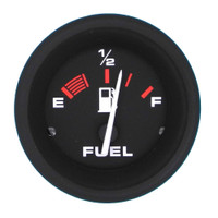 Fuel Level Gauge Black