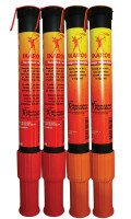 Flare Kit - 2 x Red 2 x Orange Flares