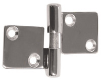 Left Hand Stainless Separating Hinges