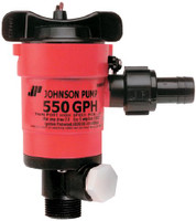 Twin Port Aerator Pump-Johnsn