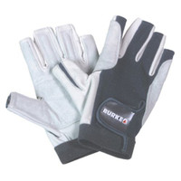 Burke Short Finger Leather Gloves