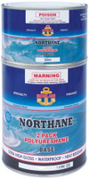 Northane 2 Part Polyurethane Gloss 500 ml