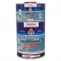 Norglass Northane 2 Part Polyurethane Clear Gloss