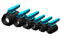 Trudesign Composite Ball Valves