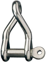 Stainless Twisted Shackle