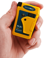 The smallest Personal Locator Beacon (PLB) in the world