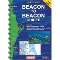 Beacon to Beacon Marine Maps - Yeppoon to Currumbin