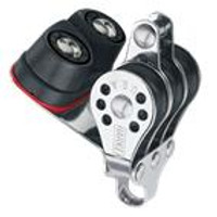 HARKEN HK231 22 mm Triple Becket Block åÑ Cam Cleat