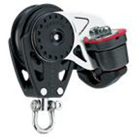 HARKEN HK2645 40 mm Block åÑ Swivel, Cam Cleat
