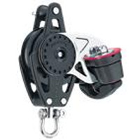 HARKEN HK2646 40 mm Block åÑ Swivel, Becket, Cam Cleat